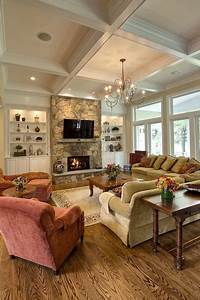 Interior In Oak Hill Traditional Living Room Dc
