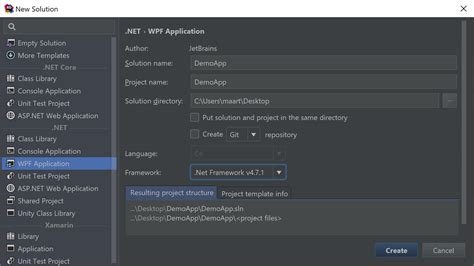 Wpf Menu Template by Xaml Preview Tool Window For Wpf In Rider Net Tools