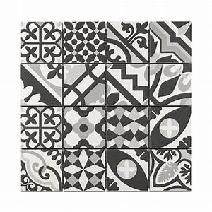 Carreaux De Ciment Noir Et Blanc : oltre 1000 idee su ciment blanc su pinterest miroir ~ Dailycaller-alerts.com Idées de Décoration