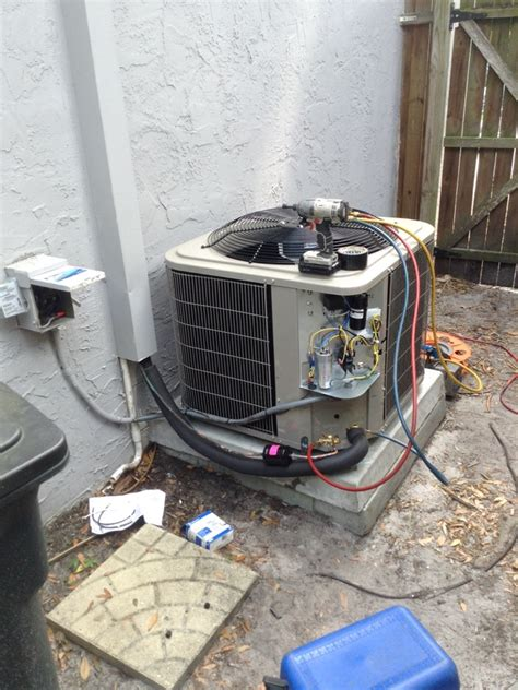 trane fan motor replacement cost trane ac fan motor replacement cost