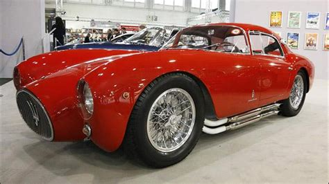 Maserati A6GCS Berlinetta, la più bella del centenario [VIDEO]