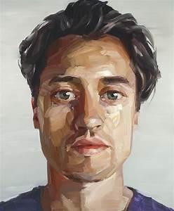 expressionist paintings, modern, artist, nick lepard ...