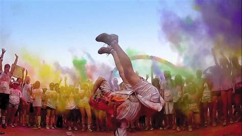 color run near me the color run be a color runner