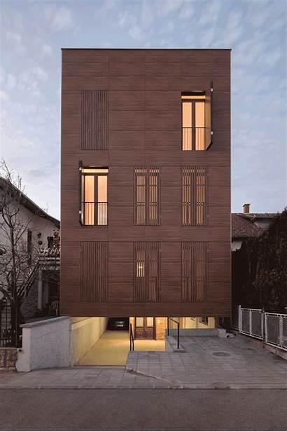 N1 Housing Simovic Studio Archdaily Modern Building