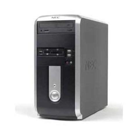 ordinateur nec bureau nec nec powermate vl350 mt windows xp sempron 512mb