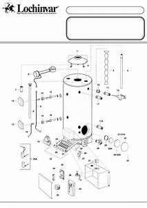 Lochinvar Gas Heater Cnr 125