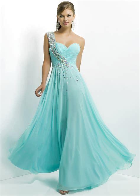 long  shoulder prom dresses stylish dress
