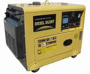 China 5kw Super Silent Diesel Generator (CD6500SEL) CE and ...