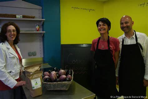 cours de cuisine seine et marne des cours de cuisine chez biocoop article la