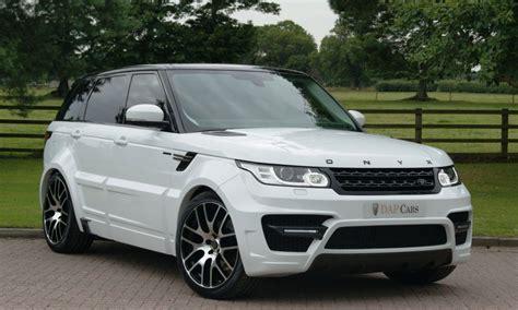 Used Land Rover Onyx Range Rover Sport San Marino