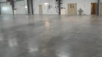 Stained Concrete Floor Polish Photo