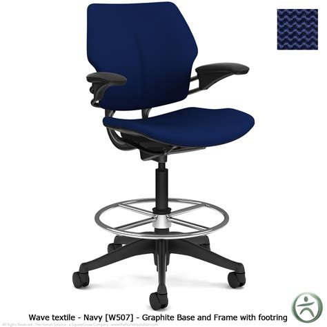 Human Scale Freedom Chair by Humanscale Freedom Drafting Chair