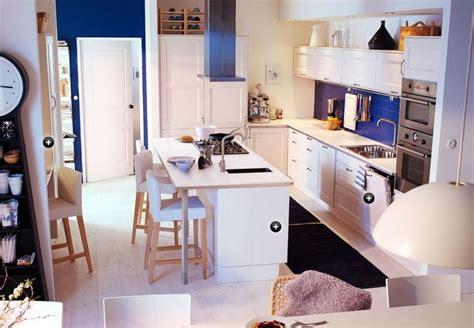 modeles de cuisine avec ilot central exemple de modèle de cuisine ikea cuisine de chez ikea
