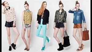 Outfits para adolescentes mujeres para mujer - YouTube