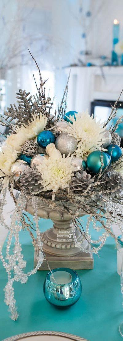 ideas  turquoise christmas  pinterest