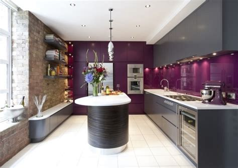 purple kitchen accessories home purple and grey kitchen decor defines quot royalty quot 4452