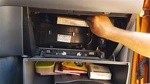Cabin Air Filter Change Ford Ranger Wildtrak 2016