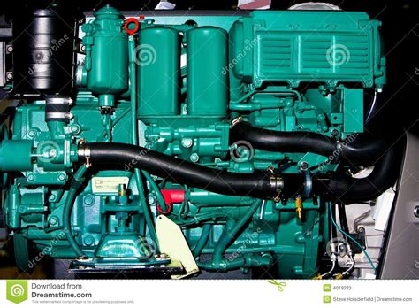 Z Boat Engine by Inboard Boat Engine Stock Image Image Of Mechanical