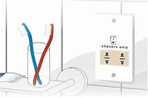 Socket Outlets For Shavers  What Do You Need To Consider