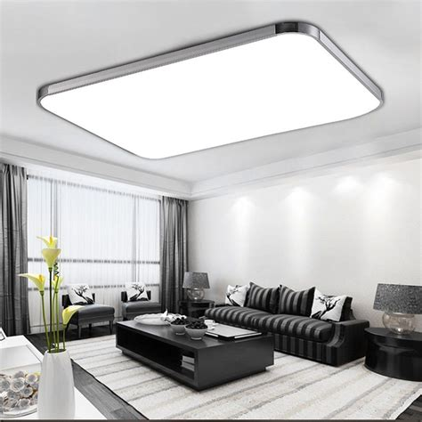 led panel led deckenleuchte wohnzimmer beleuchtung led