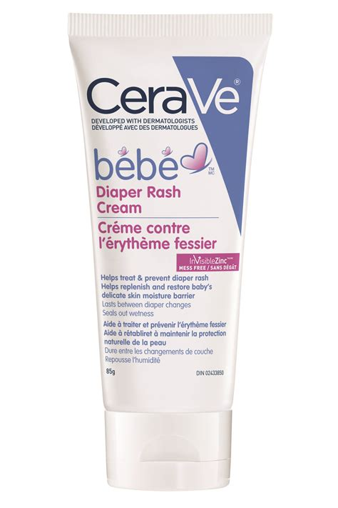Cerave Bb Diaper Rash Cream Reviews In Diaper Creams