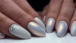 15 Pearl Nail Polish Ideas to Try for a Very Glamorous Look