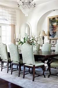 Stunning, 48, Enchanting, Mediterranean, Dining, Room, Design