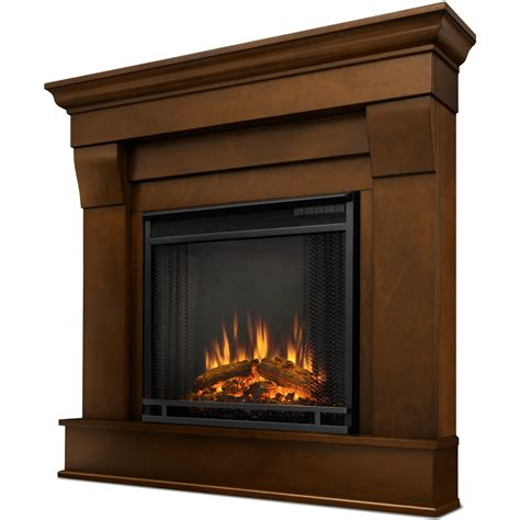 Real Flame Chateau 40inch Corner Electric Fireplace