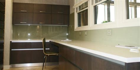 colored glass backsplash kitchen back painted glass residential gallery anchor ventana