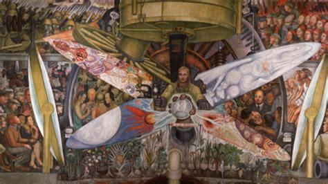 Stalinist Mural Diego Rivera Rockefeller Center by Quot El Hombre Controlador Universo Quot De Diego Rivera