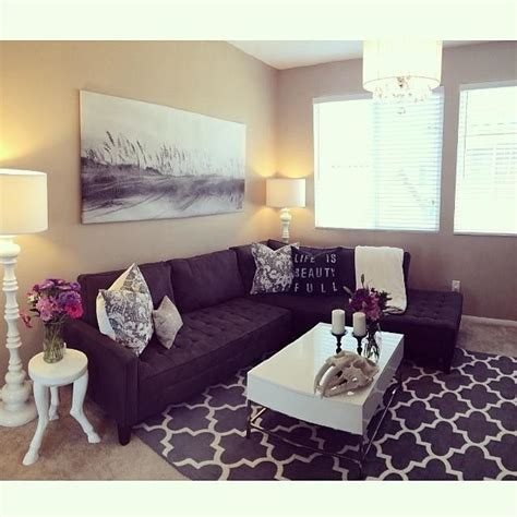 plum sofa decorating ideas plum living room decor conceptstructuresllc com