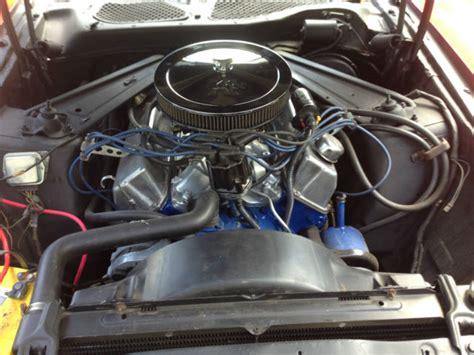 1971 Mustang Mach 1, 351 Cleveland, True 05m Code