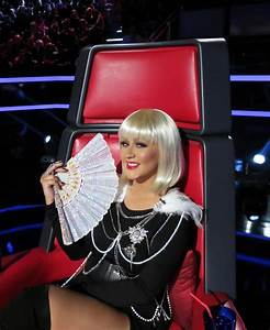 Christina Aguilera ~ Hot Looks In The Voice US