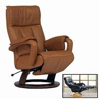 small reclining chairs Himolla Cosyform Tobi Small Manual Recliner - Grade 31 Leather