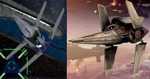 Image Star Fox Assault Cornerian Fgther Vs Star Wars