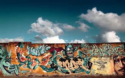 Graffiti Wall Wallpapers Creative Background Desktop