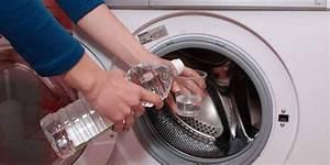Blanchir Linge Jauni Vinaigre : 7 bonnes raisons de mettre du vinaigre blanc dans sa machine chaque lavage toutes recettes ~ Melissatoandfro.com Idées de Décoration