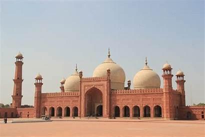 Mosque Badshahi Pakistan Lahore Mosques Famous Masjid