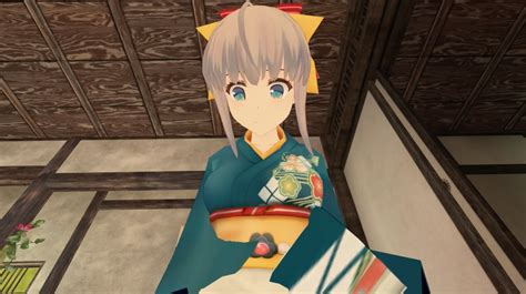 anime in vr i just got my ears cleaned in vr vrscout