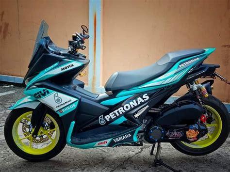 Yamaha Aerox 155vva Picture by Aerox 155vva 2017