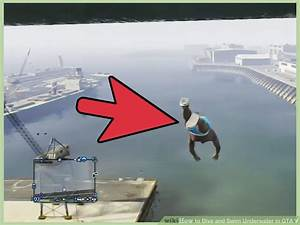 How To Dive And Swim Underwater In GTA V 7 Steps With