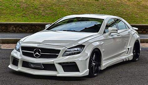 Gambar Mobil Mercedes Cls Class by Berita Modifikasi Mobil Mercedes Terbaik Otomotif