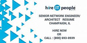 Senior network engineer resume