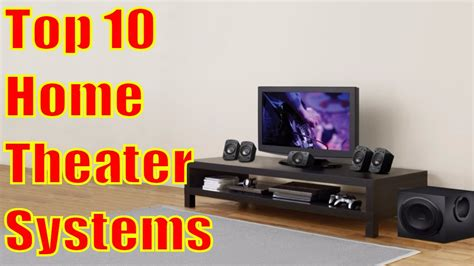 Best Home Theater Systems Top