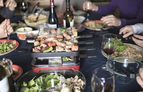 Raclette Grill Recipe Ideas ? The Kitchen Site