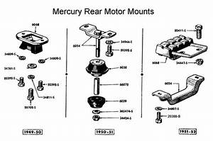 flathead parts drawings engines With mercury v8 engine