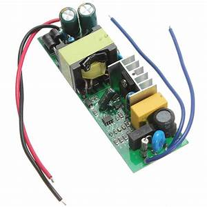 10w  20w  30w  50w Led Chip   Driver Power Supply For Light Lamp Bulb 85