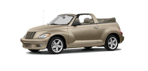 2005 Chrysler PT Cruiser - Touring Convertible