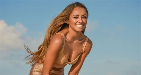 kat graham bikini kat graham hits the beach ahead of the vire diaries