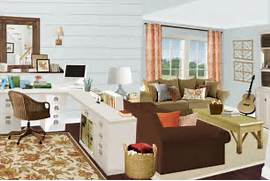 Living Room Furniture Setup Ideas by Living Room Turned Home Office On Pinterest Offices Living Rooms And Office I